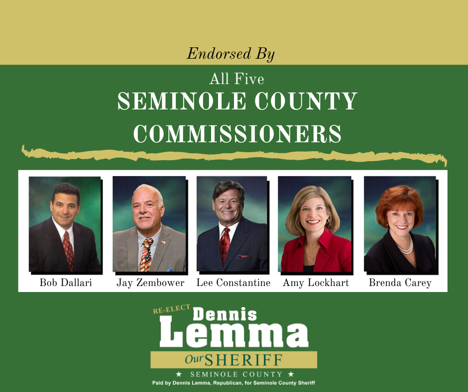 Seminole County Commissioners