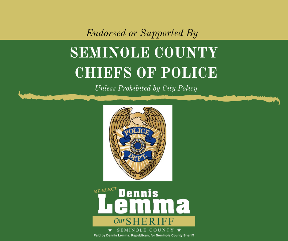 Seminole County Chiefs of Police