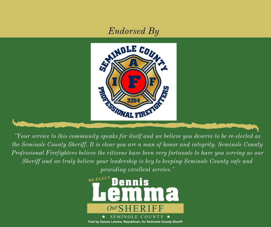 Seminole County Professional Firefighters Local 3254