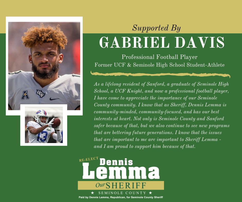Gabriel Davis UCF